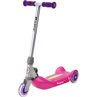 Razor Jr Folding Scooter PINK - Razor - eBeanstalk