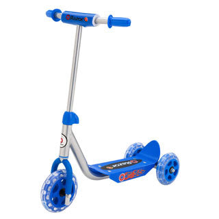 Razor Jr Lil Kick Scooter Blue - Razor - eBeanstalk