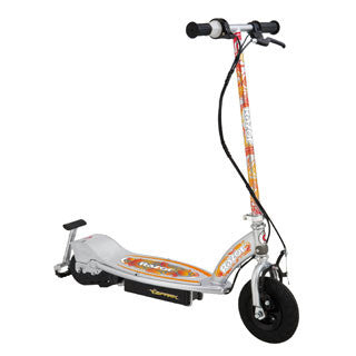 eSpark Electric Scooter - Silver? - Razor - eBeanstalk