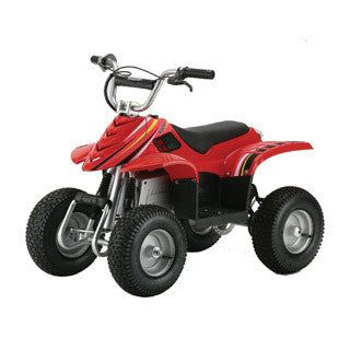 Dirt Quad - Red - Razor - eBeanstalk