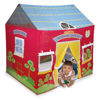 Little Red School House Tent - Pacific Play Tents - eBeanstalk