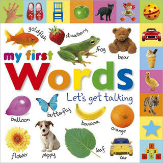 My First Words Book - DK - eBeanstalk