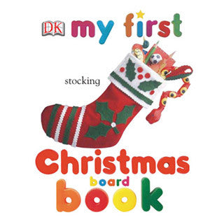My First Christmas Board Book - DK - eBeanstalk