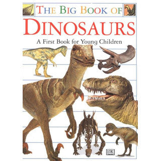 The Big Book of Dinosaurs - DK - eBeanstalk