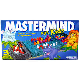 Mastermind For Kids - Pressman Toys - eBeanstalk