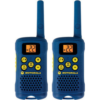 Motorola talkabout MG160A 2 way radio - BLUE - Motorola - eBeanstalk