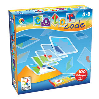 Smart Games - Color Code - Smart-Tangoes USA - eBeanstalk