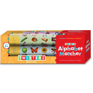 Alphabet Matcher - Twisterz - eBeanstalk