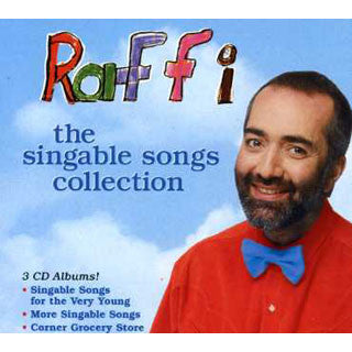 Singable Songs Collection by Raffi - Tune A Fish Records - eBeanstalk