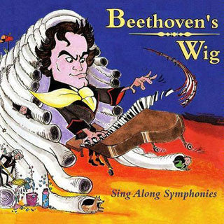 Beethovens Wig: Sing Along Symphonies CD - Tune A Fish Records - eBeanstalk