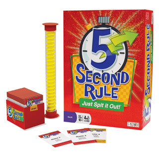 5 Second Rule Game - eBeanstalk