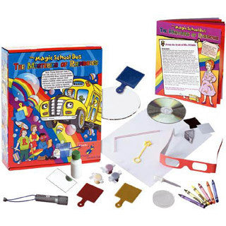 The Magic School Bus Mysteries of Rainbows - Young Scientist Club - eBeanstalk