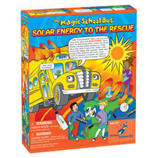 The Magic School Bus Solar Energy to the Rescue - Young Scientist Club - eBeanstalk