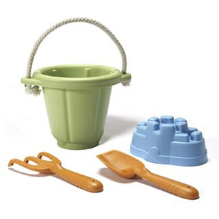 Sand Play Set - Green Toys - eBeanstalk