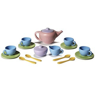 Tea Set - Green Toys - eBeanstalk