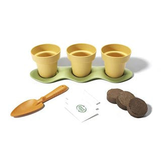 Indoor Gardening Set - Green Toys - eBeanstalk