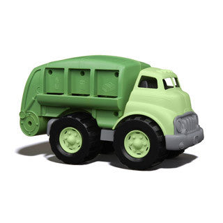 Green Toys Recycling Truck - Green Toys - eBeanstalk