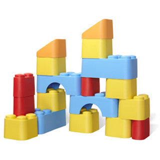 Green Toys Blocks - Green Toys - eBeanstalk
