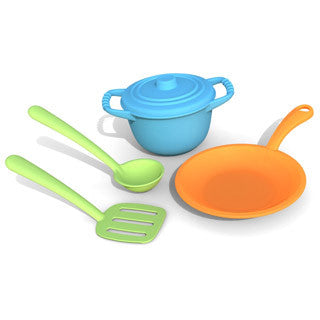 Chef Set - Green Toys - eBeanstalk