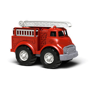 Green Toys Fire Truck - Green Toys - eBeanstalk