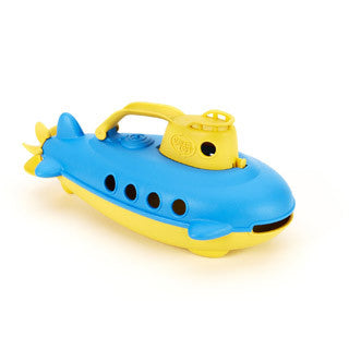 Green Toys Submarine - Green Toys - eBeanstalk