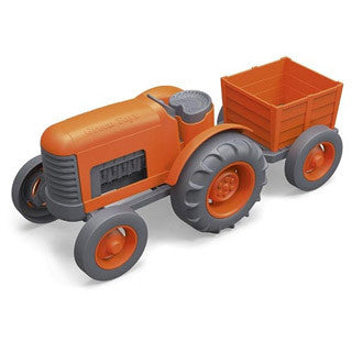 Tractor - Green Toys - eBeanstalk