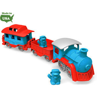 Blue Train - Green Toys - eBeanstalk