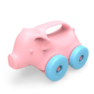 Pig on Wheels - Green Toys - eBeanstalk