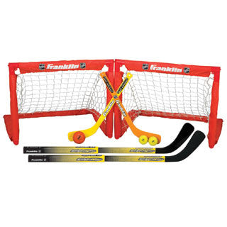 NHL 2 n 1 Indoor Sport Set - Franklin Sports - eBeanstalk