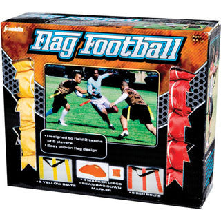 Flag Football Set - Franklin Sports - eBeanstalk