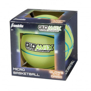 GLOMAX Basketball Set - Franklin Sports - eBeanstalk
