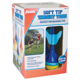 Soft Tip Target Toss - Franklin Sports - eBeanstalk