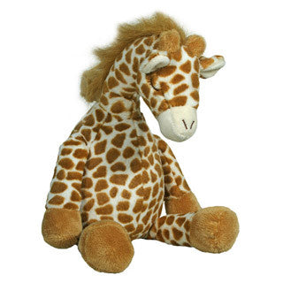 Gentle Giraffe On The Go - cloud b - eBeanstalk