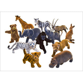 Wildlife Animals Set - Big Jigs Toys - eBeanstalk