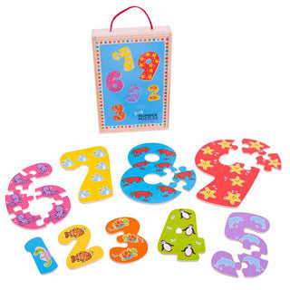 1-9 Number Puzzles - eBeanstalk