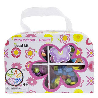 FLOWER Mini Piccolo Bead Kit - Bead Bazaar - eBeanstalk