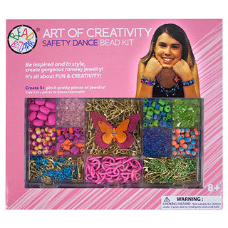 Art Of Creativity Safety Dance - Bead Bazaar - eBeanstalk