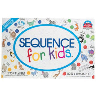 Sequence For Kids - Jax Games - eBeanstalk