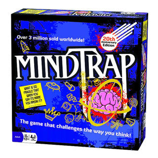 Mindtrap 20th Anniversary Edition - Outset Media - eBeanstalk