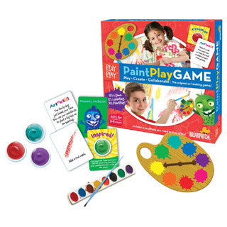 Playplay paint play game - Briarpatch - eBeanstalk
