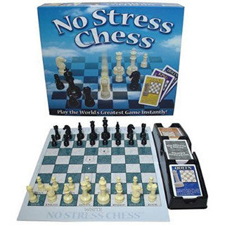 No Stress Chess - Winning Moves Games - eBeanstalk