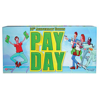 Pay Day - Winning Moves Games - eBeanstalk