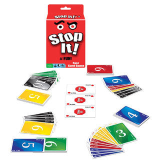 Stop It Card Game - Winning Moves Games - eBeanstalk