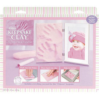 Keepsake Clay - Pink - Sculpey Clay - eBeanstalk