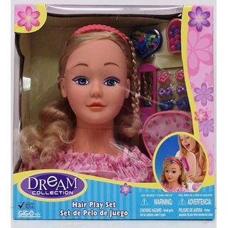 Doll Hair Play Set - Marlon Creations - eBeanstalk