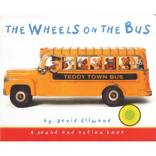 Wheels On The Bus SONG Book - Marlon Creations - eBeanstalk