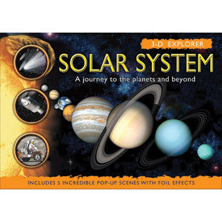 3D Explorer The Solar System - eBeanstalk