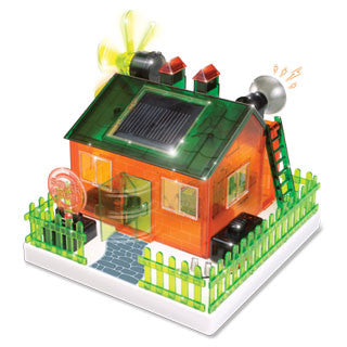 DIY Eco House - Amazing Toys Ltd - eBeanstalk