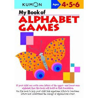 KUMON - Alphabet Games - Kumon - eBeanstalk