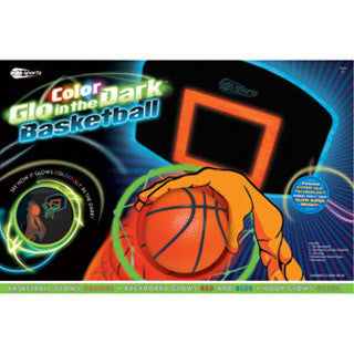 Glo Sports - Basketball and Hoop - NSI International - eBeanstalk